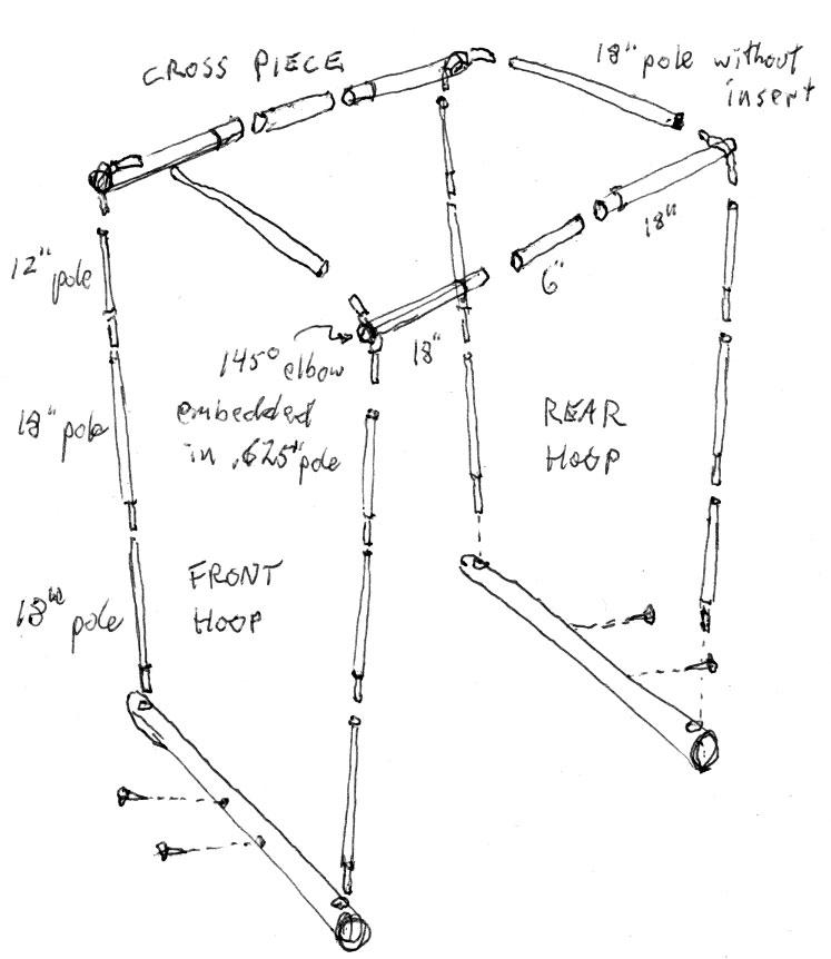 how to make a bike frame
