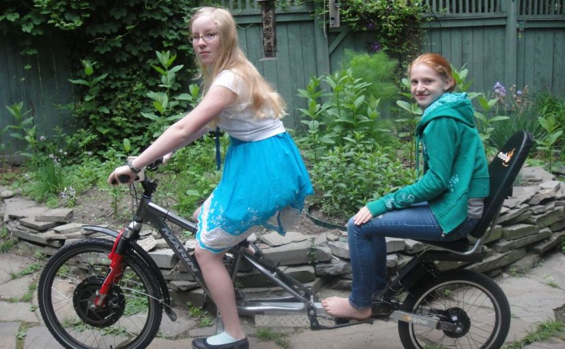 Why I Invented an Electric Bike for Carrying Adult Passengers