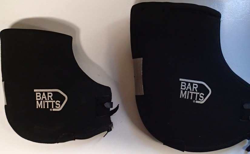 Review of Extreme Bar Mitts versus original Bar Mitts