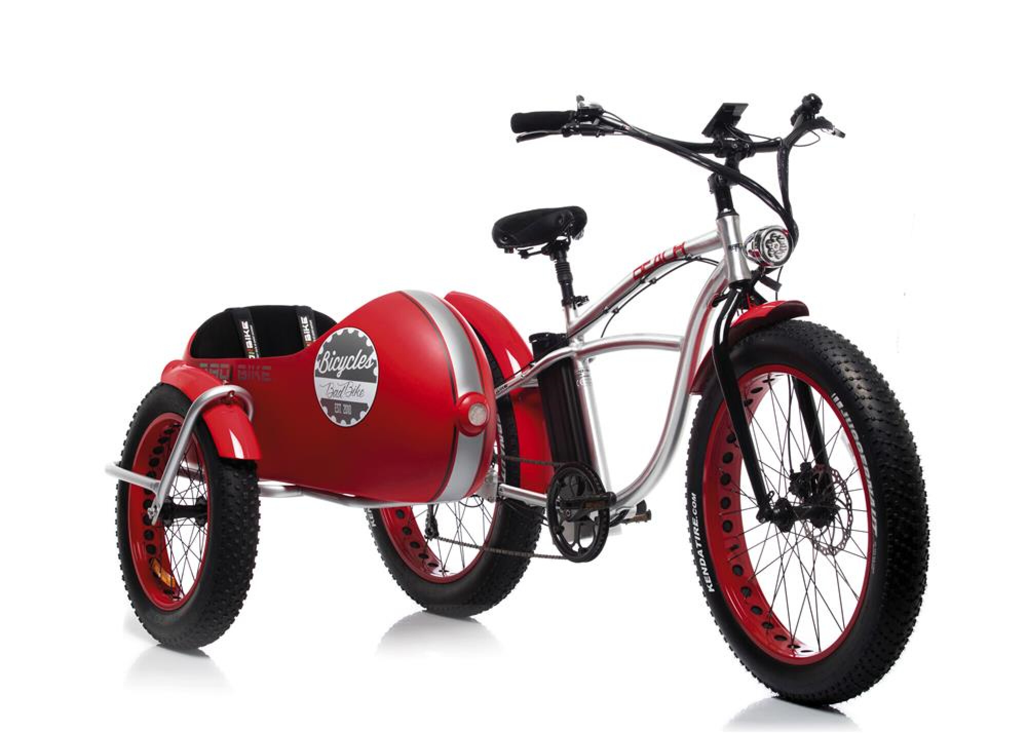 Bad Bike Beach Vintage Side E Bike Bad Bike Beach Vintage Side 250 Or 500w 2017 Bei