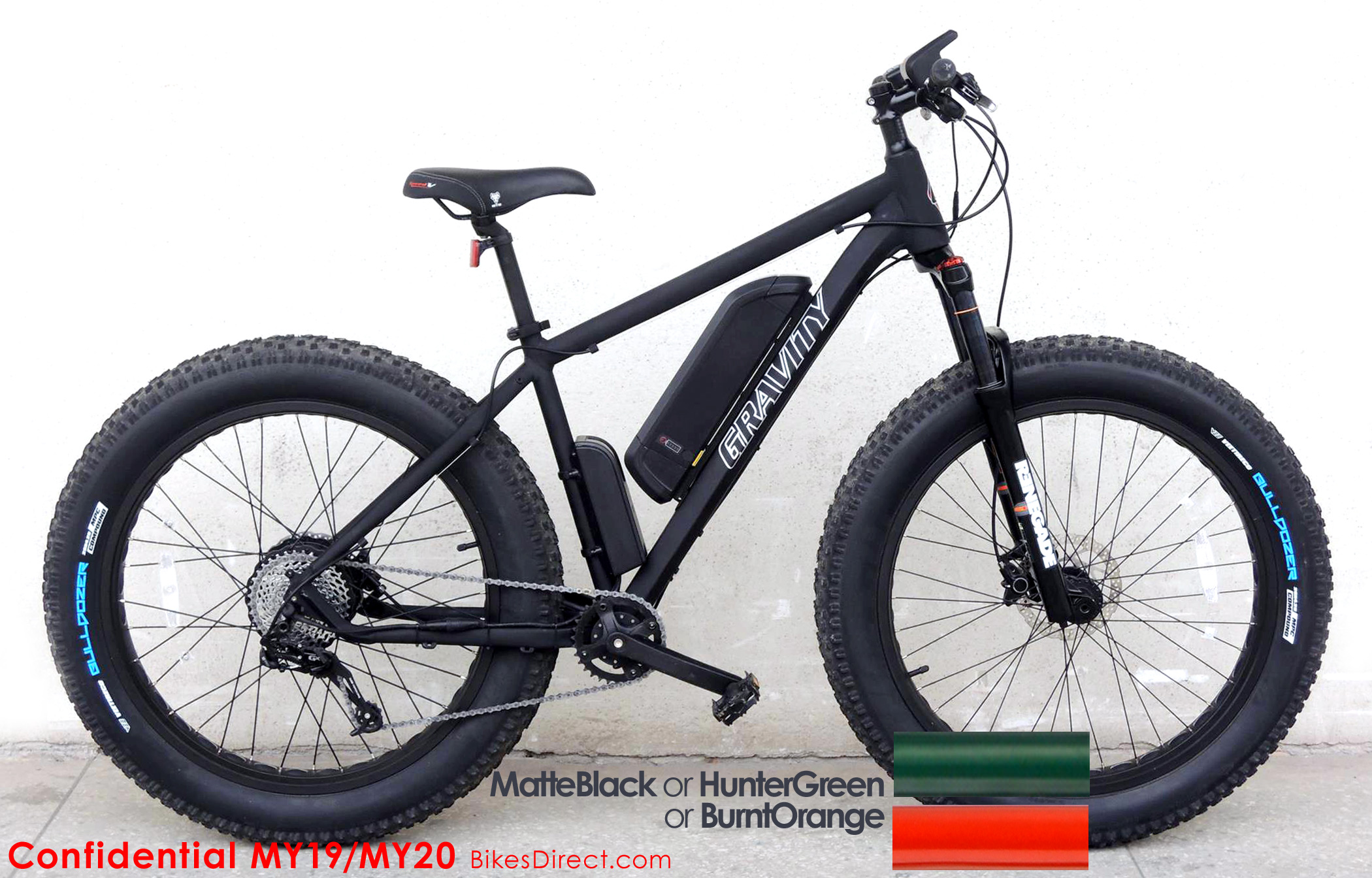 Fat Bike Discbrake Alu Fat Bikes Bullseye Monster Xe Electric Bicycle
