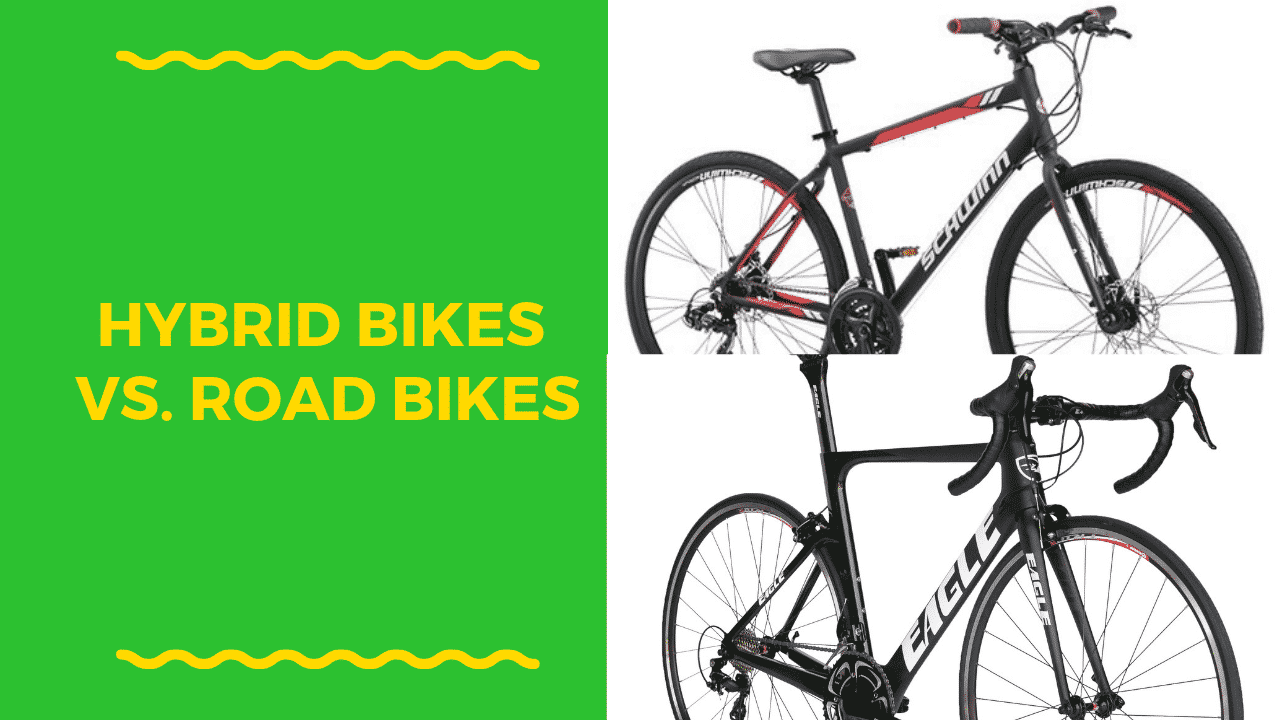 Hybrid Bicycles Road Versus Hybrid Bicycle Which Bike Is Most Suitable For You