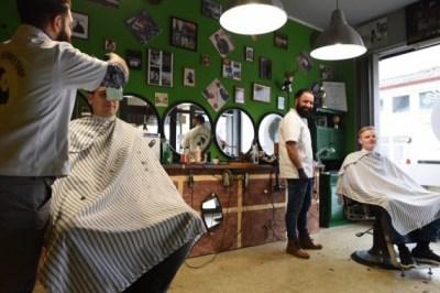 Lifestyle: Samans Barber Shop! - Bikes, Music & More