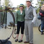 Spokane's First Tweed Ride: A Betsy Post