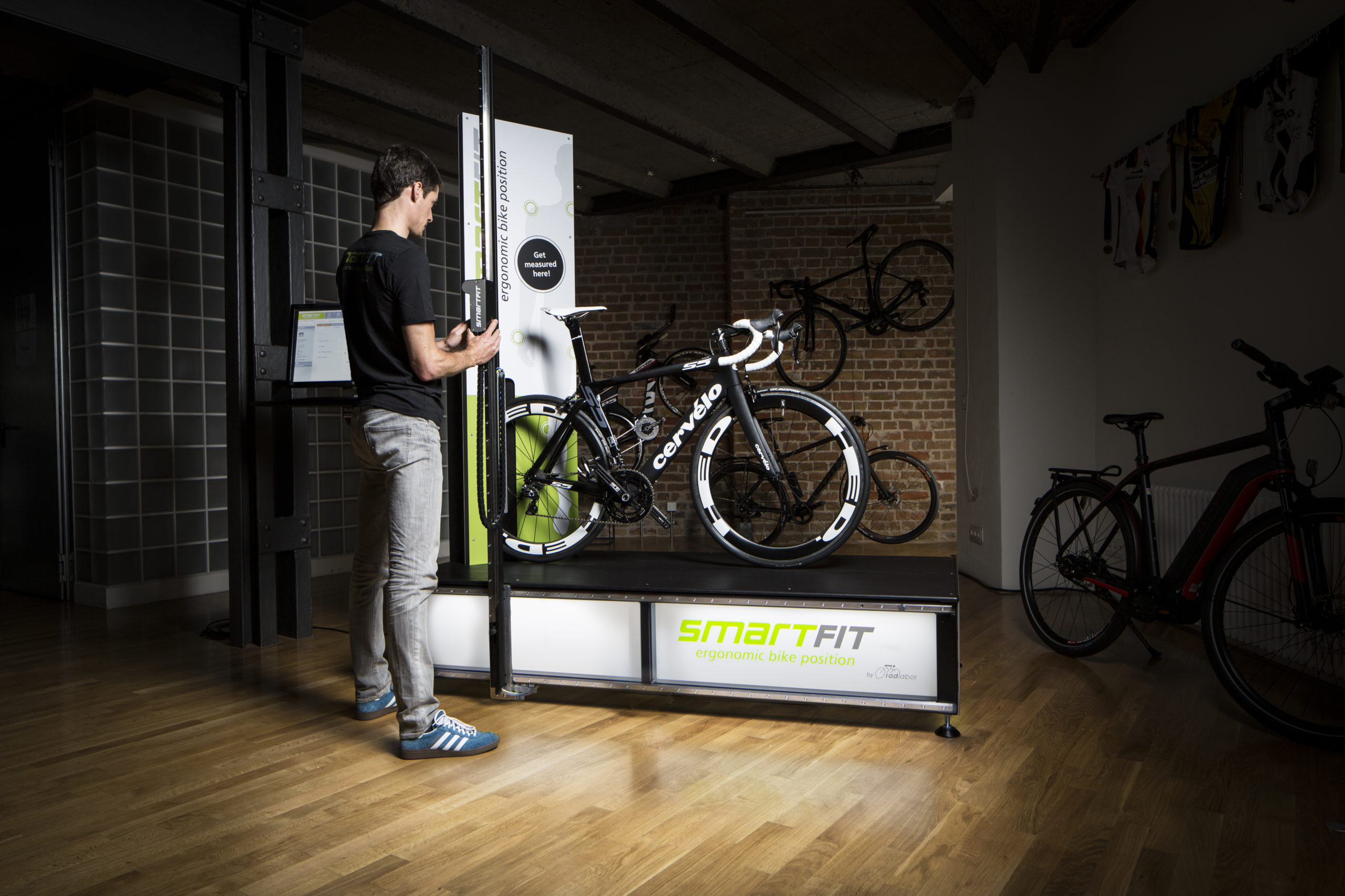 Smartfit Bikefitting By Radlabor Bike Villa Limburg