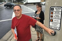 From the boardroom to the classroom – data collector Tony Calabro talks crosswalk safety