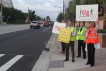 Orlando Health & BFF promote PED safety at ORMC campus