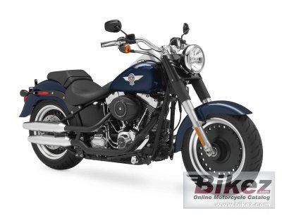 2012 Harley-Davidson FLSTFB Softail Fat Boy Lo specifications and
