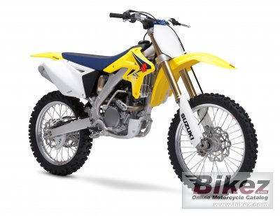 2008 Suzuki RM-Z250 specifications and pictures