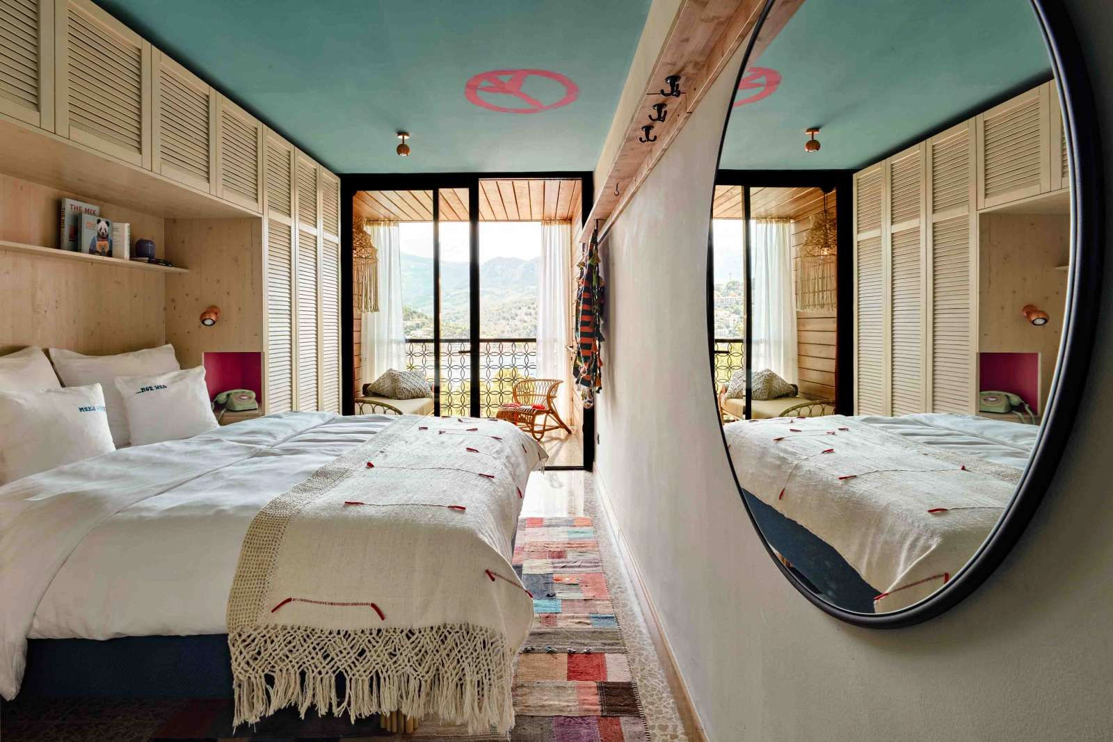 Design Interieur Hotel Bikini Island Mountain Hotels Port De Soller