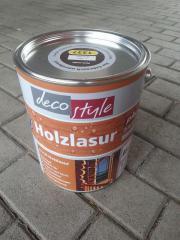 Abverkauf Holzlasur Gori 88 in verschiedenen Farben 10EUR ...