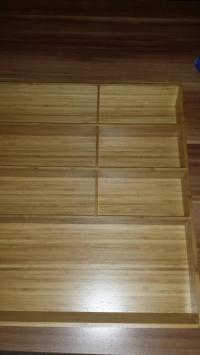 Besteckkasten Variera aus Holz von Ikea in Raunheim