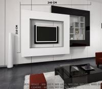 Wohnzimmerschrank Modern Wohnzimmer