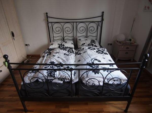 1 60 Bett Zwei Lattenroste  Ikea Klassiker Noresund 16 X 2 Meter Mit Lattenrosten U
