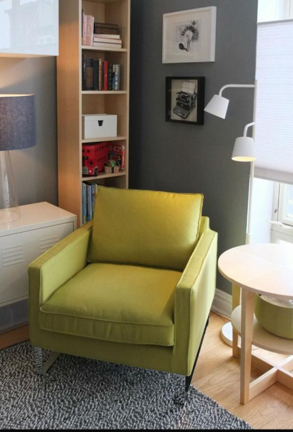 Ikea Mellby Sessel Mellby Sessel Von Ikea In Grün - Top Zustand In Hamburg