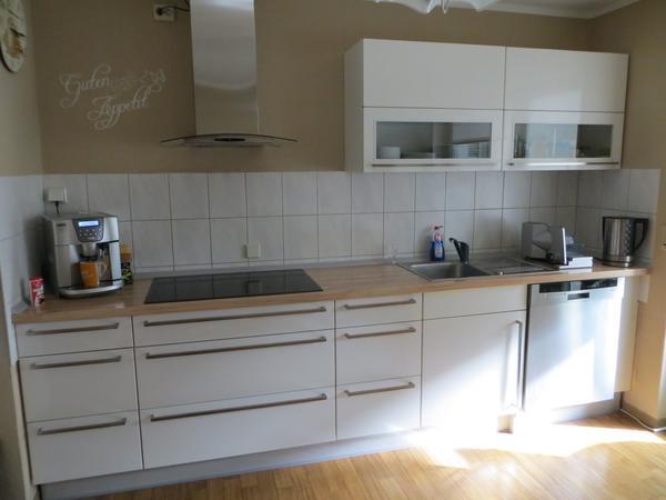 Nobilia Küche Weiß Gebraucht | Einbauküche Nobilia Küche ...