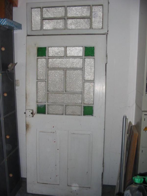 Alte Zimmertür