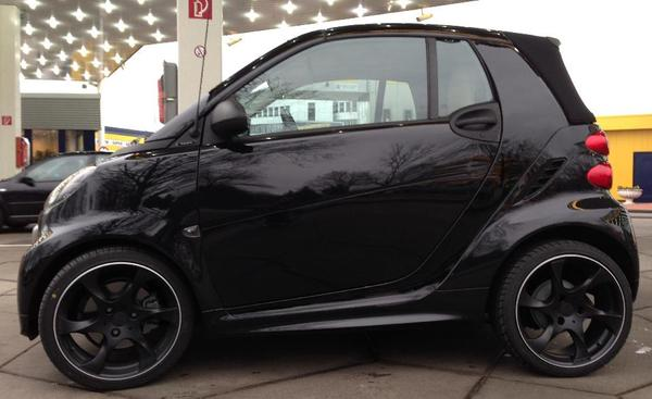 Smart Kaufen Smart 451 Exclusive Brabus Tailor Made Style In Hamburg