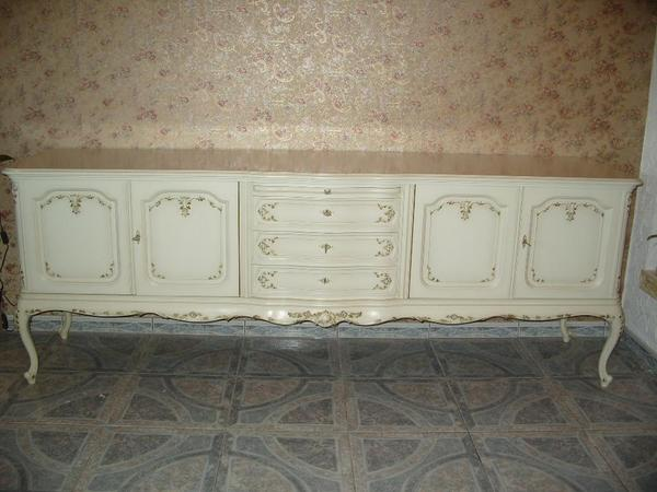 Chippendale Wohnzimmerschrank Original Warrings Chippendale Buffet Anrichte Sideboard
