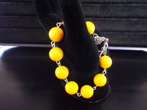 Yellow Bracelet - Bildango Jewelry