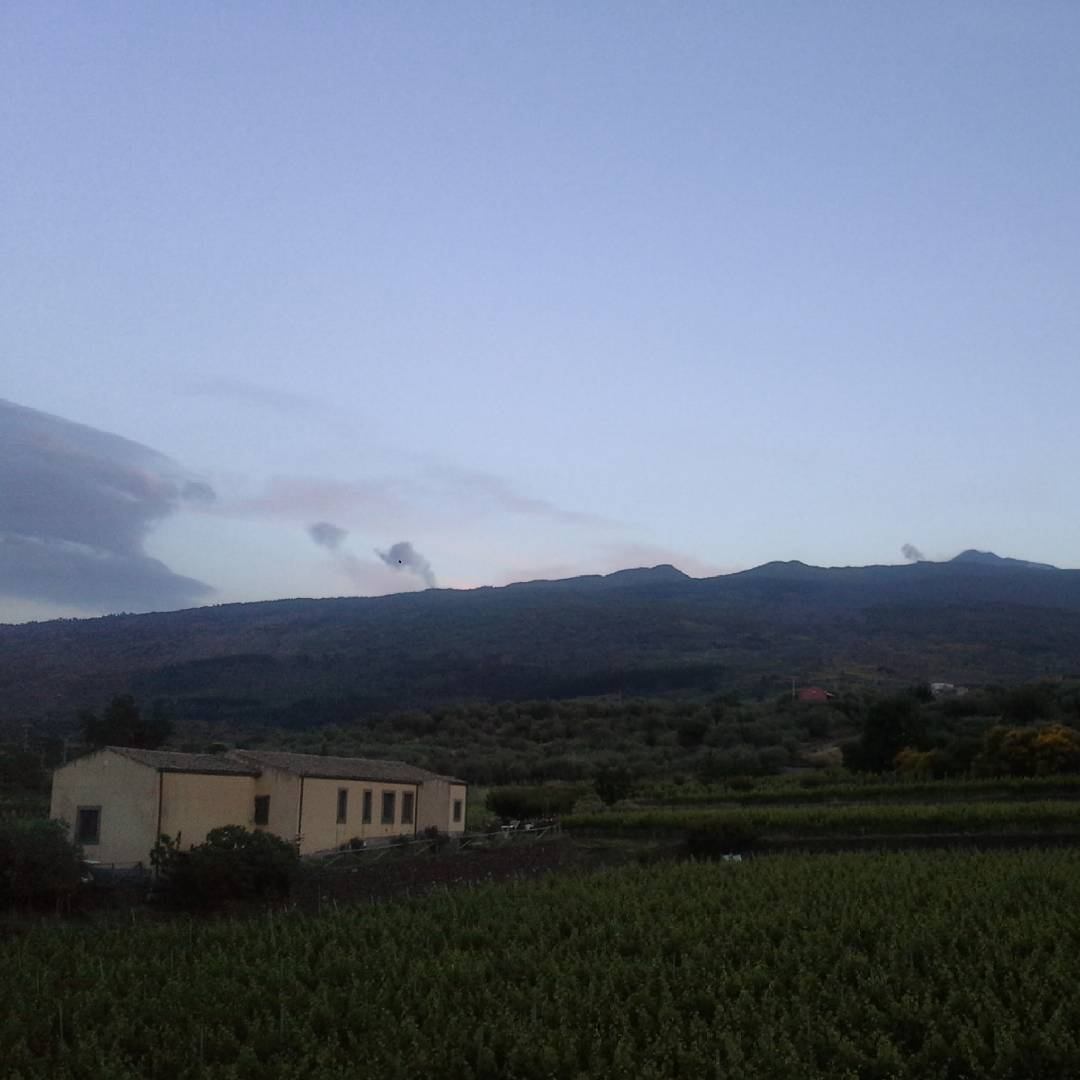 After being quiet for a while Etna is rumbling andhellip