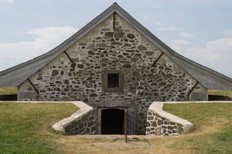 Fort in Annapolis Royal