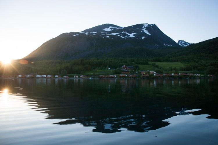 Oksfjord Camping