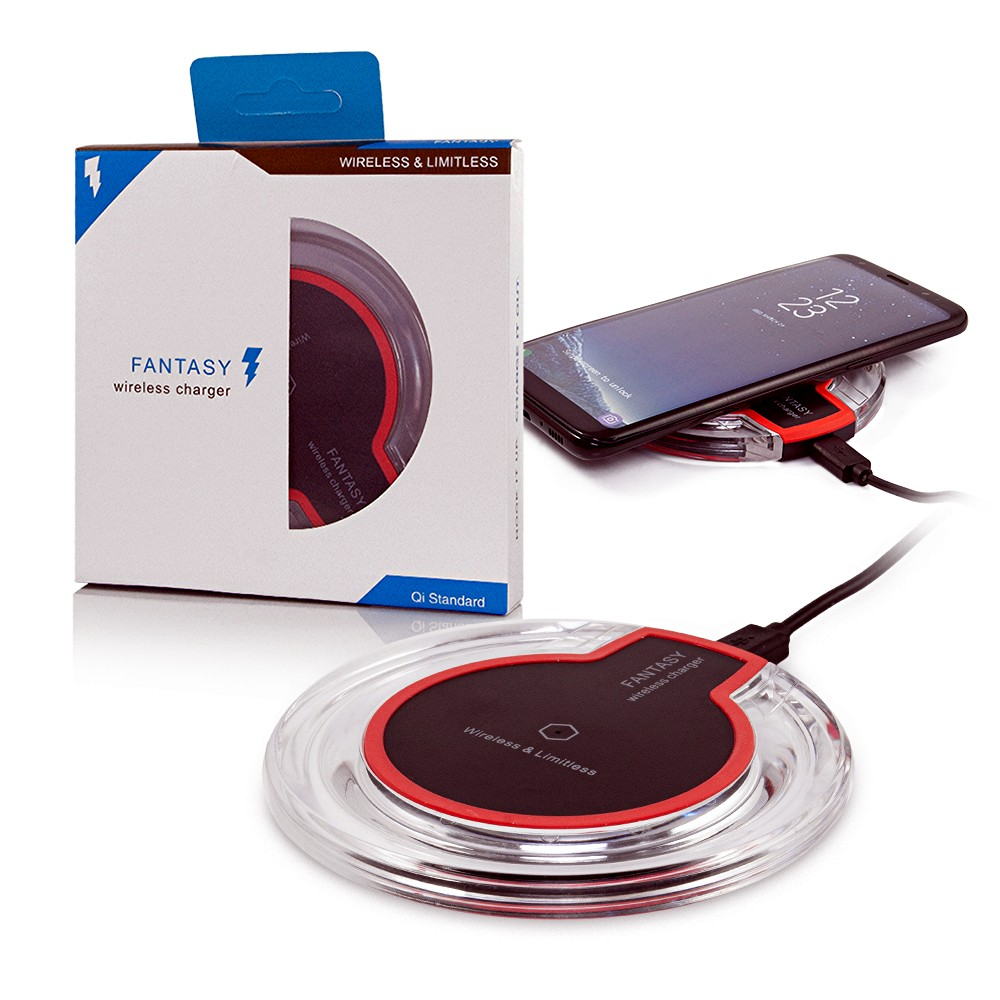 Handy Ladeschale Qi Wireless Charging Pad Kabellose Ladeschale Für Smartphone