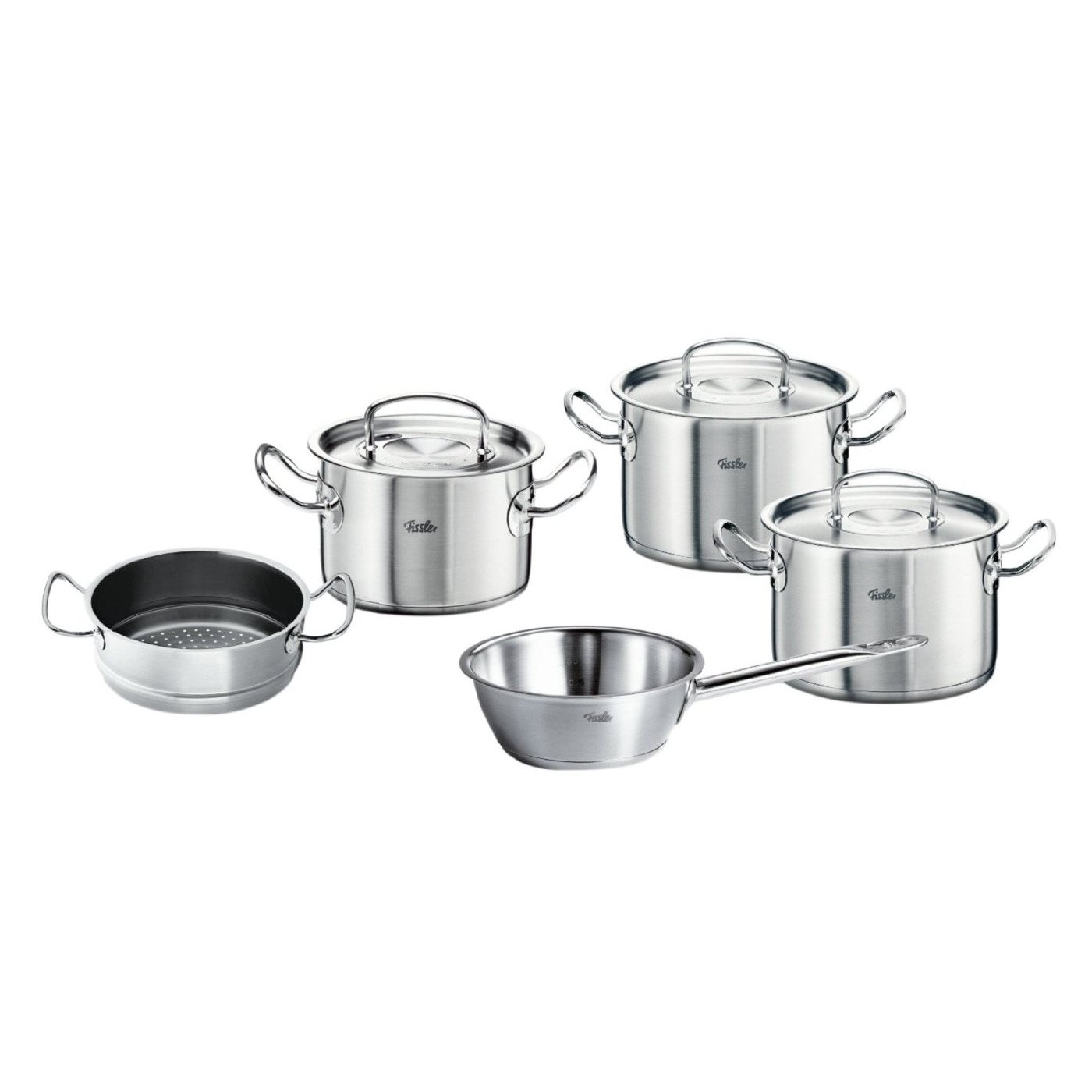 Fissler Profi Collection Set Fissler Original Profi Collection Topfset 5 Teilig Mit