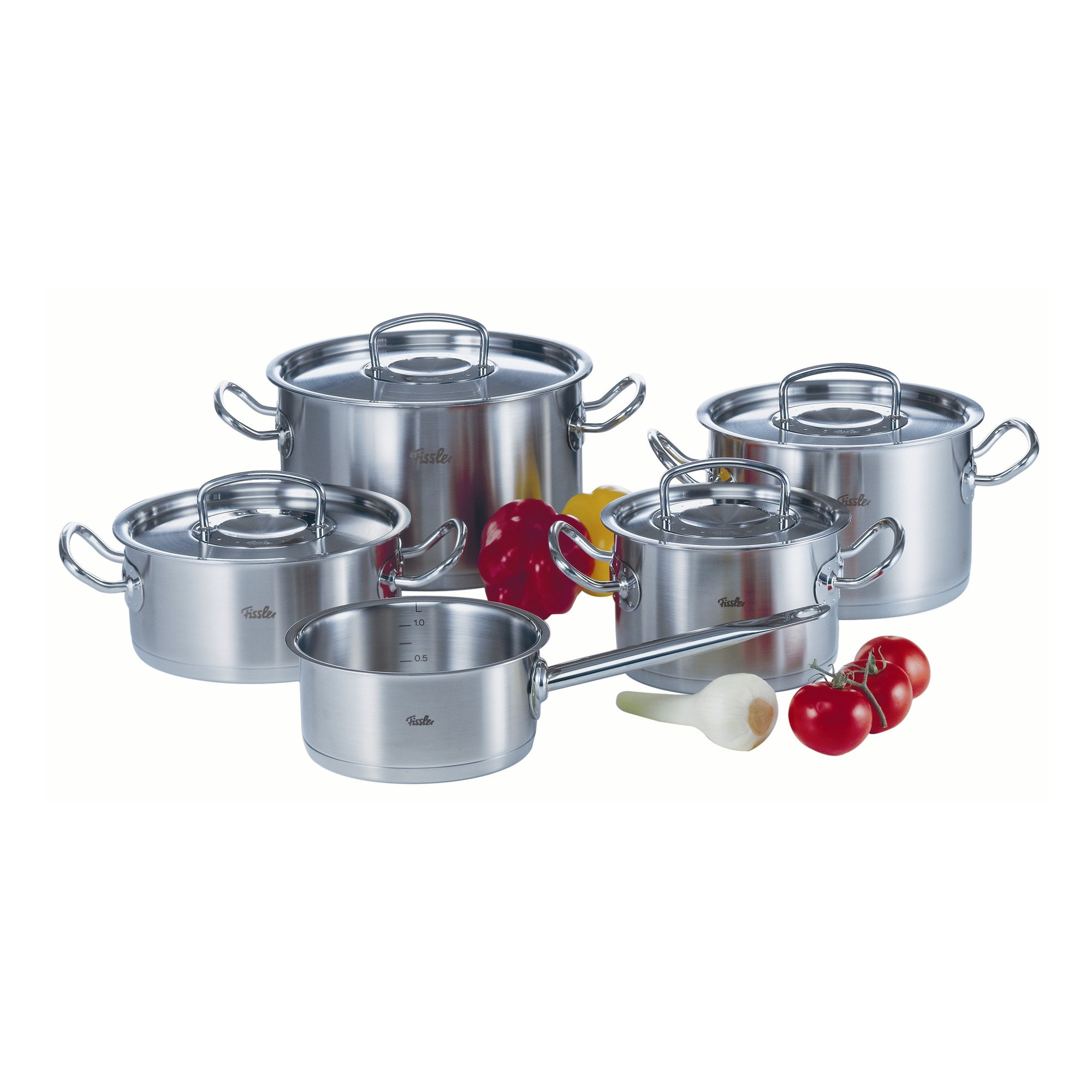Fissler Profi Collection Set Fissler Topf Set Original Profi Collection 5 Teilig Ebay