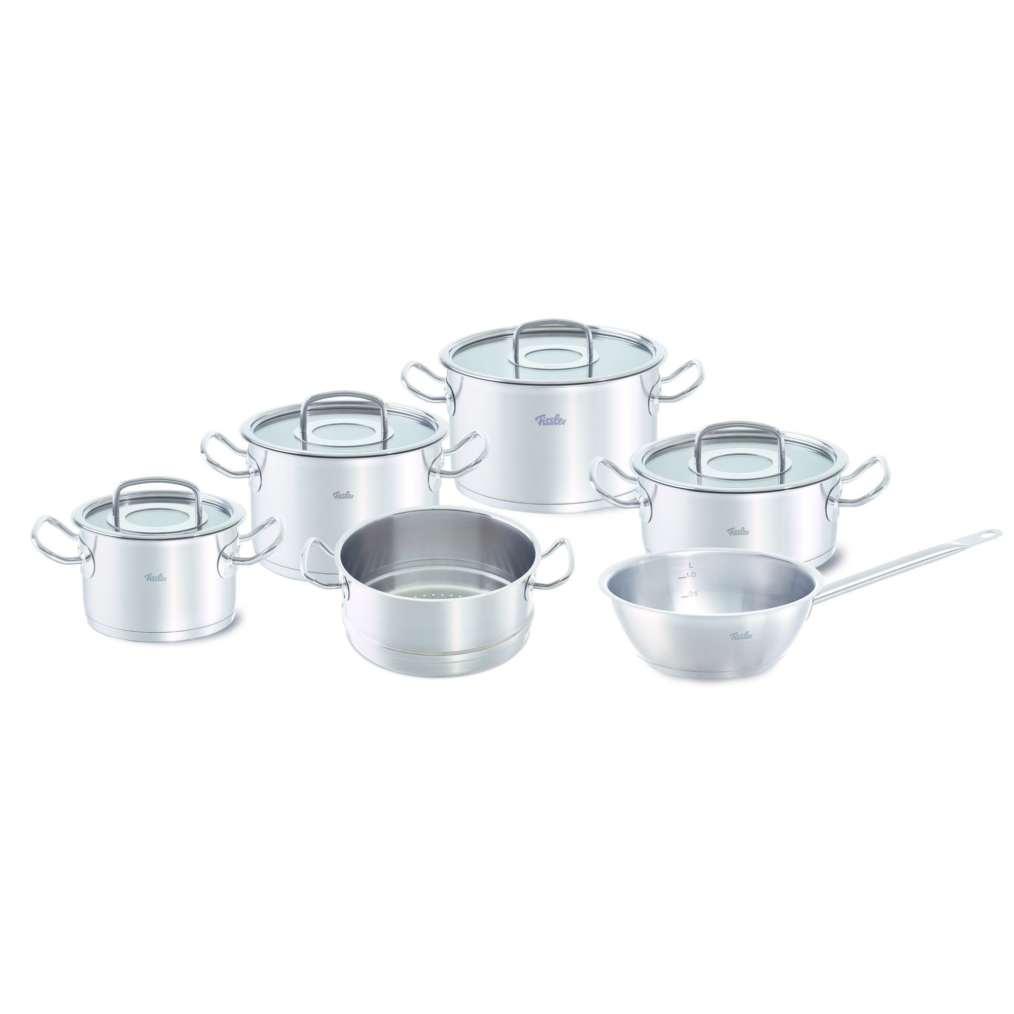 Fissler Profi Collection Set Fissler Topf Set Original Profi Collection 6 Teilig Mit
