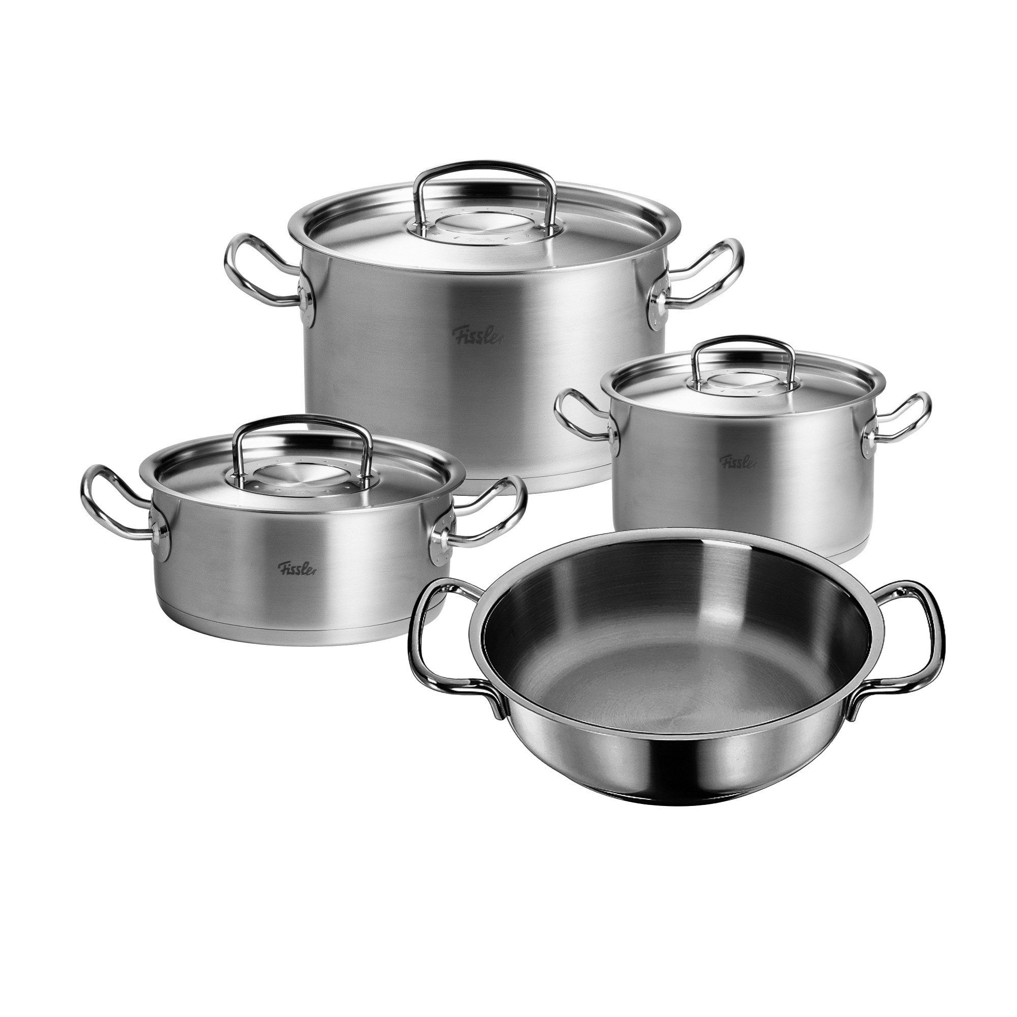 Fissler Profi Collection Set Fissler Topf Set Original Profi Collection 4 Teilig Mit