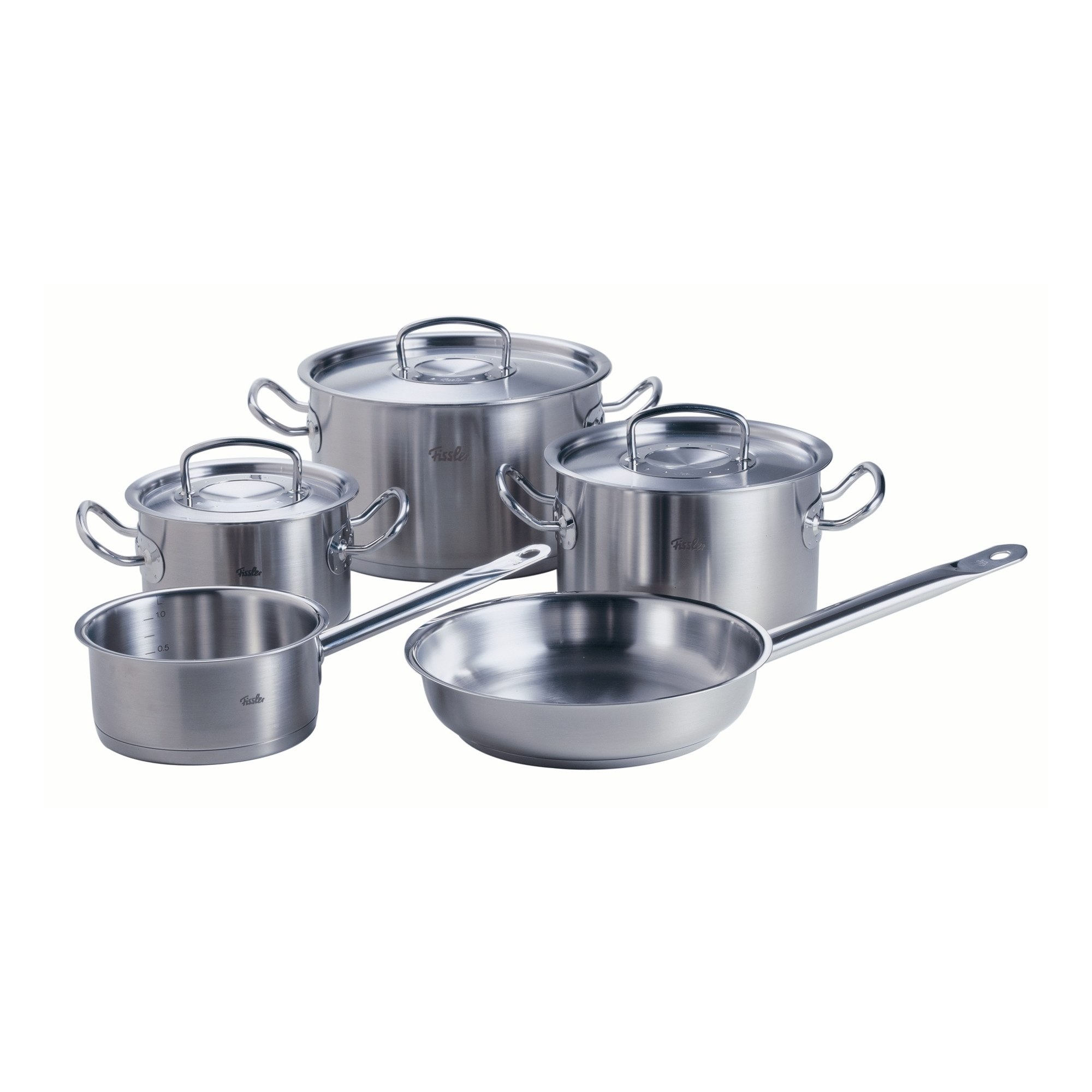 Fissler Profi Collection Set Fissler Topf Set Original Profi Collection 5 Teilig Mit