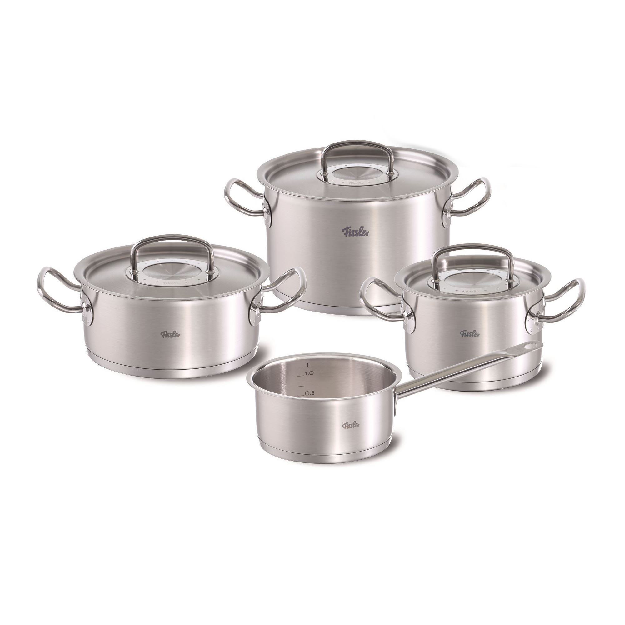 Fissler Profi Collection Set Fissler Profi Collection Fissler Casserole Profi