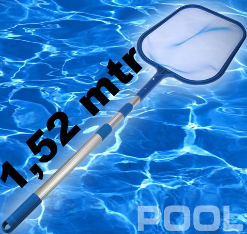 Intex Pool Bodensauger Test Pool Kescher Mit Teleskopstange. Kescher F R Kleine Pools