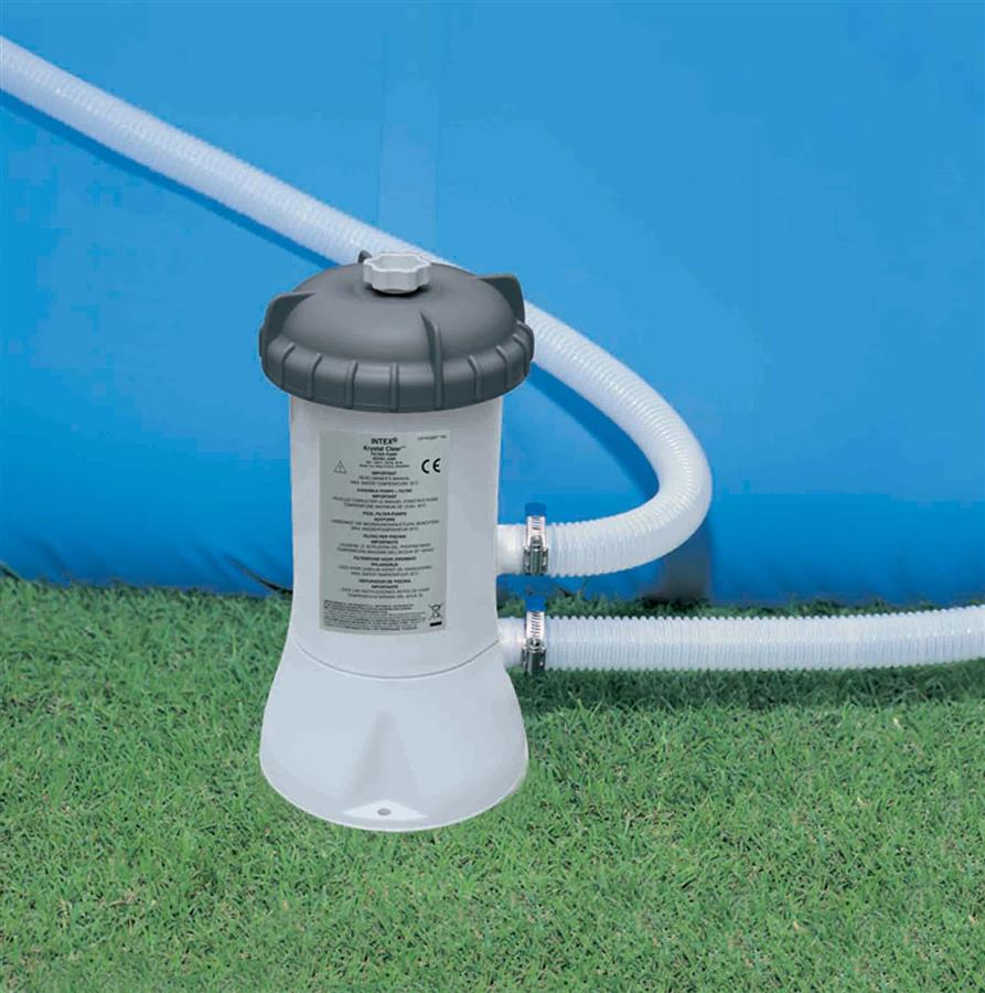 Pool Filterpumpe Welche Intex Filterpumpe 3400l H Pool Pumpe Kartuschenfilter