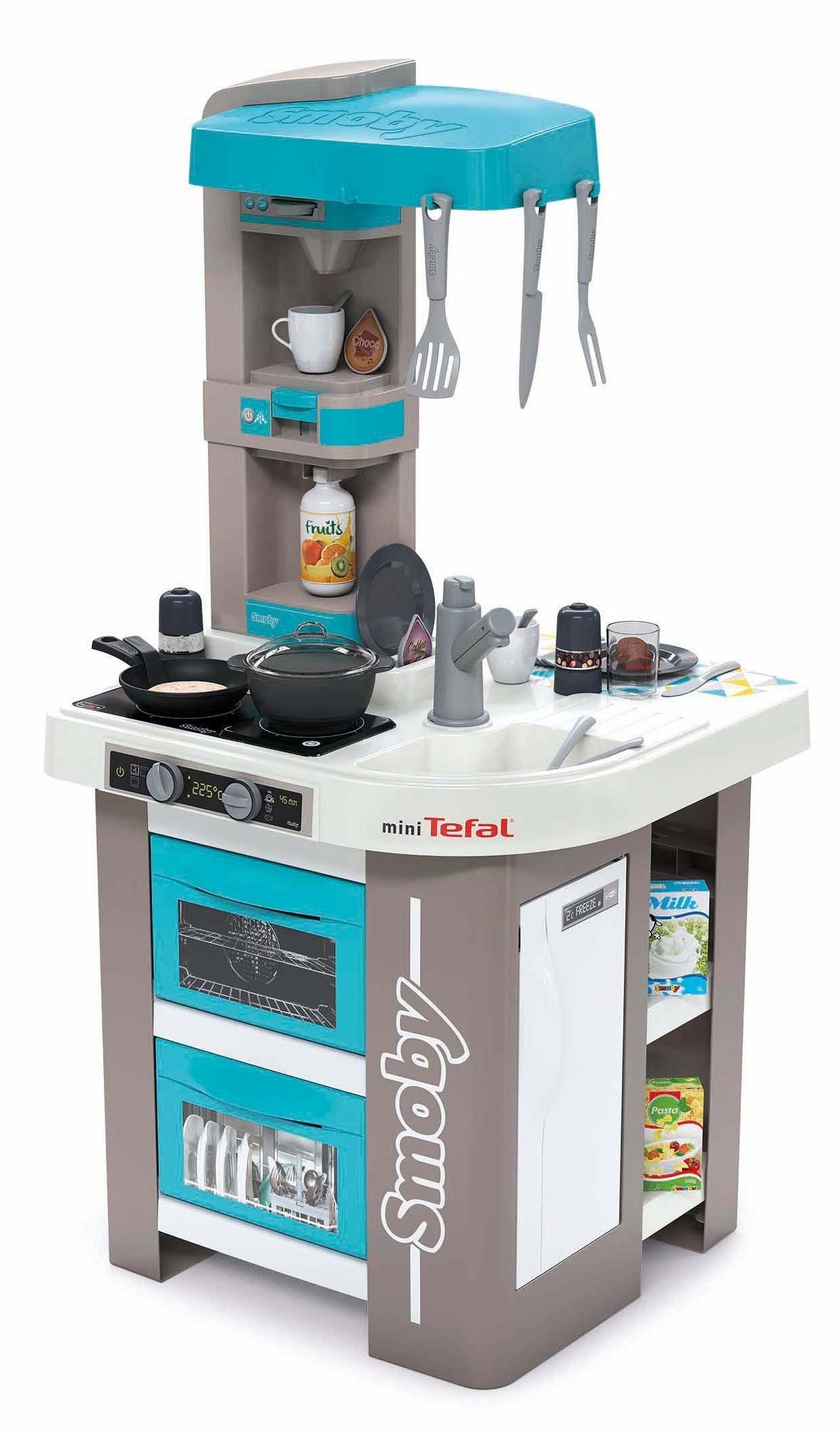 Klein Miele Küche Triangel Smoby Spielküche »tefal Studio Bubble Küche«, Made In Europe | Baur