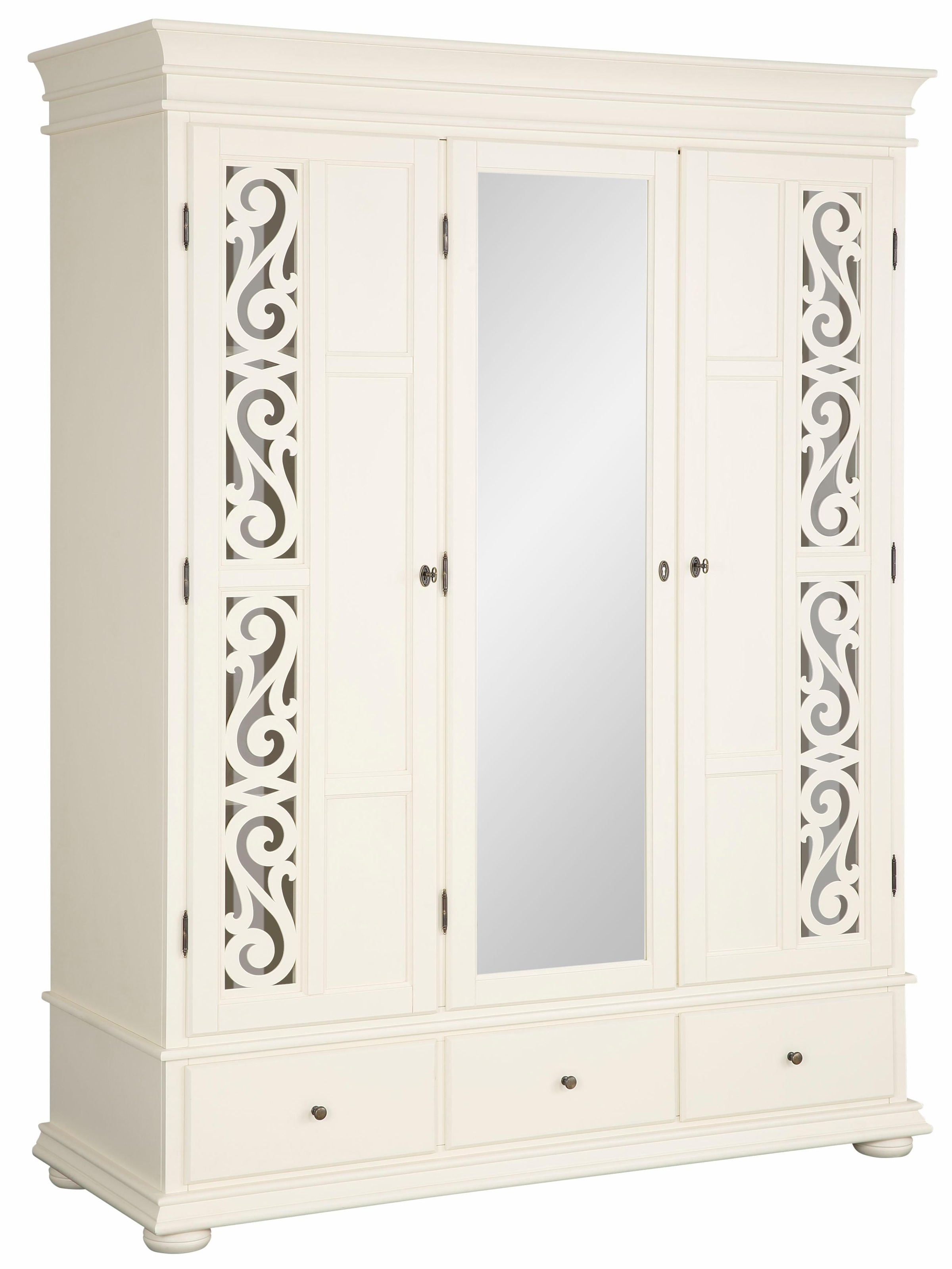 Premium Collection By Home Affaire Drehtürenschrank Arabeske Bestellen Baur