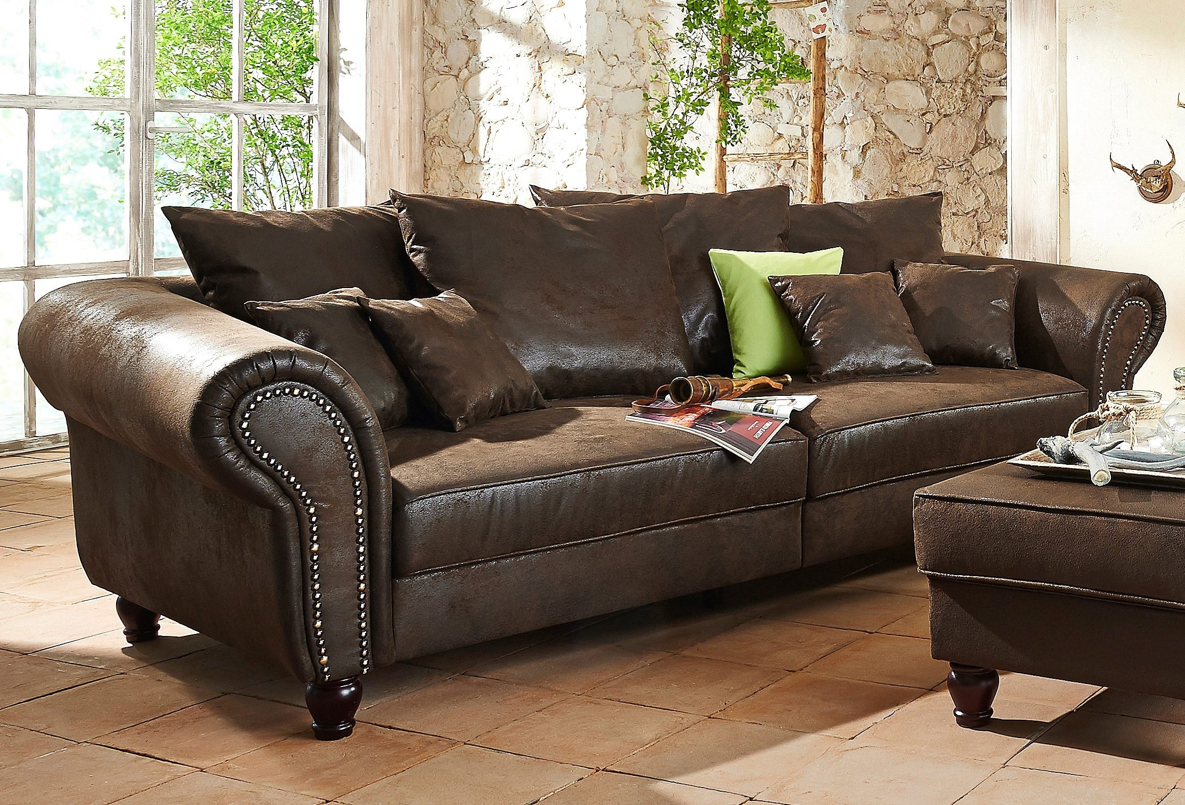 Home Affaire Big Sofa Bigby Kaufen Baur