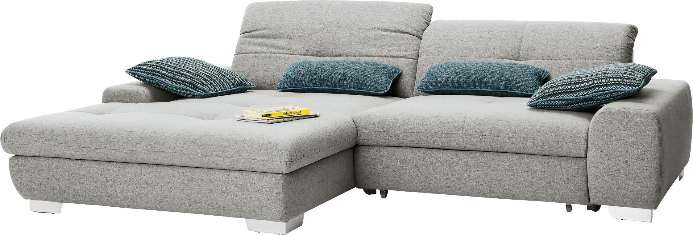 Set One By Musterring Ecksofa So1200 Recamiere Links Oder Rechts Bestellbar Wahlweise Mit Bettfunktion Bestellen Baur