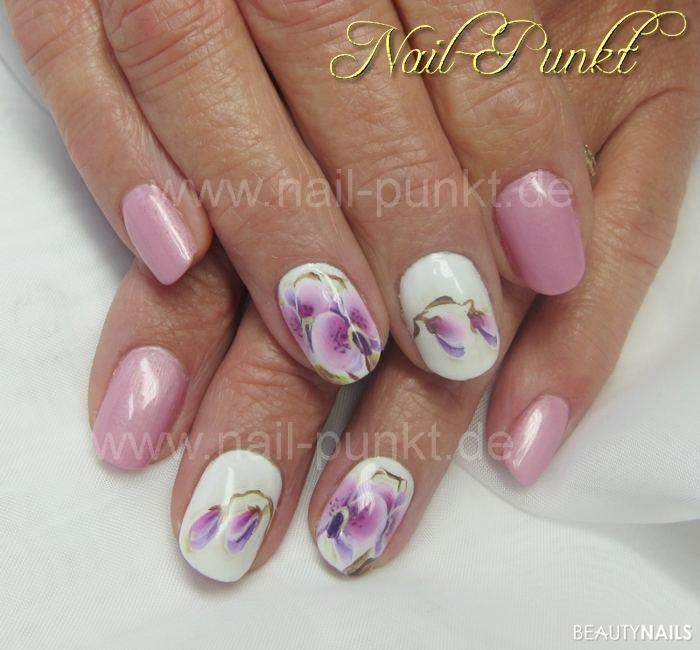Gelnagel Design 50+ Weisse Nägel Mit Nageldesign 2019