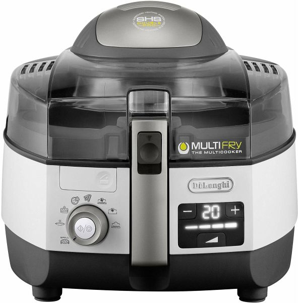 Kuchef Air Fryer Delonghi Fh 1396 Fritteuse Extra Chef Plus - Portofrei Bei