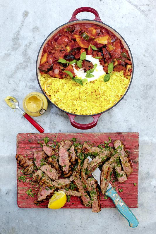 Jamies 15 Minuten Kueche | jamie Oliver – Jamies 15-minuten-küche ...