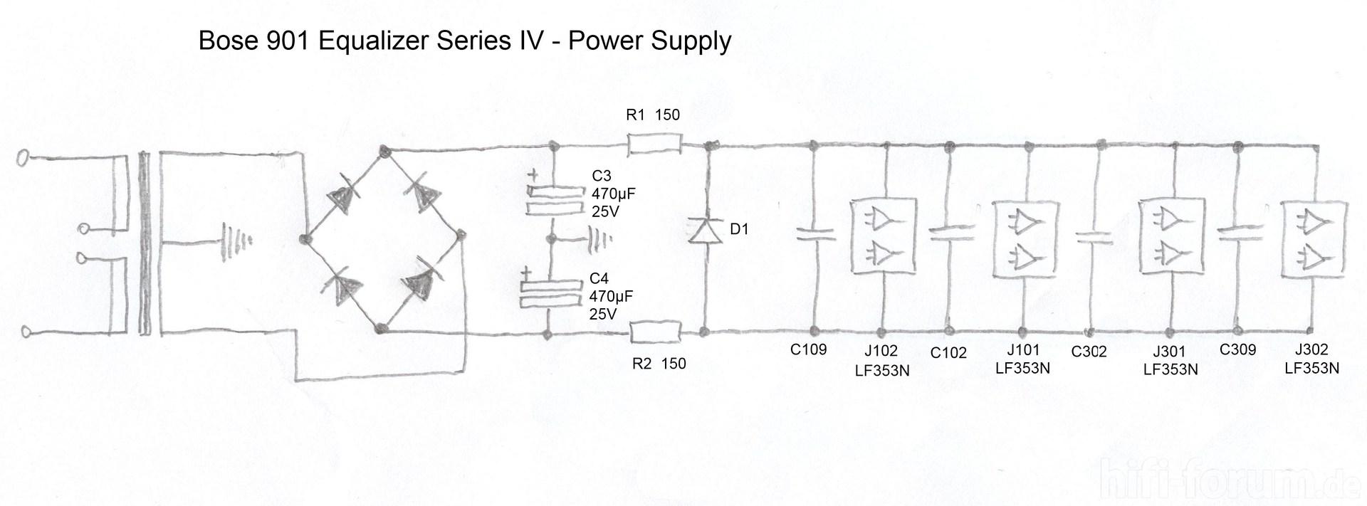 using bose 901 equalizer wiring diagram wiring diagram Bose Subwoofer Wiring bose 901 speakers series wiring diagram all wiring diagram using