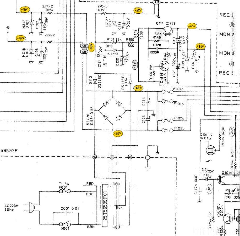 luxman wiring diagram