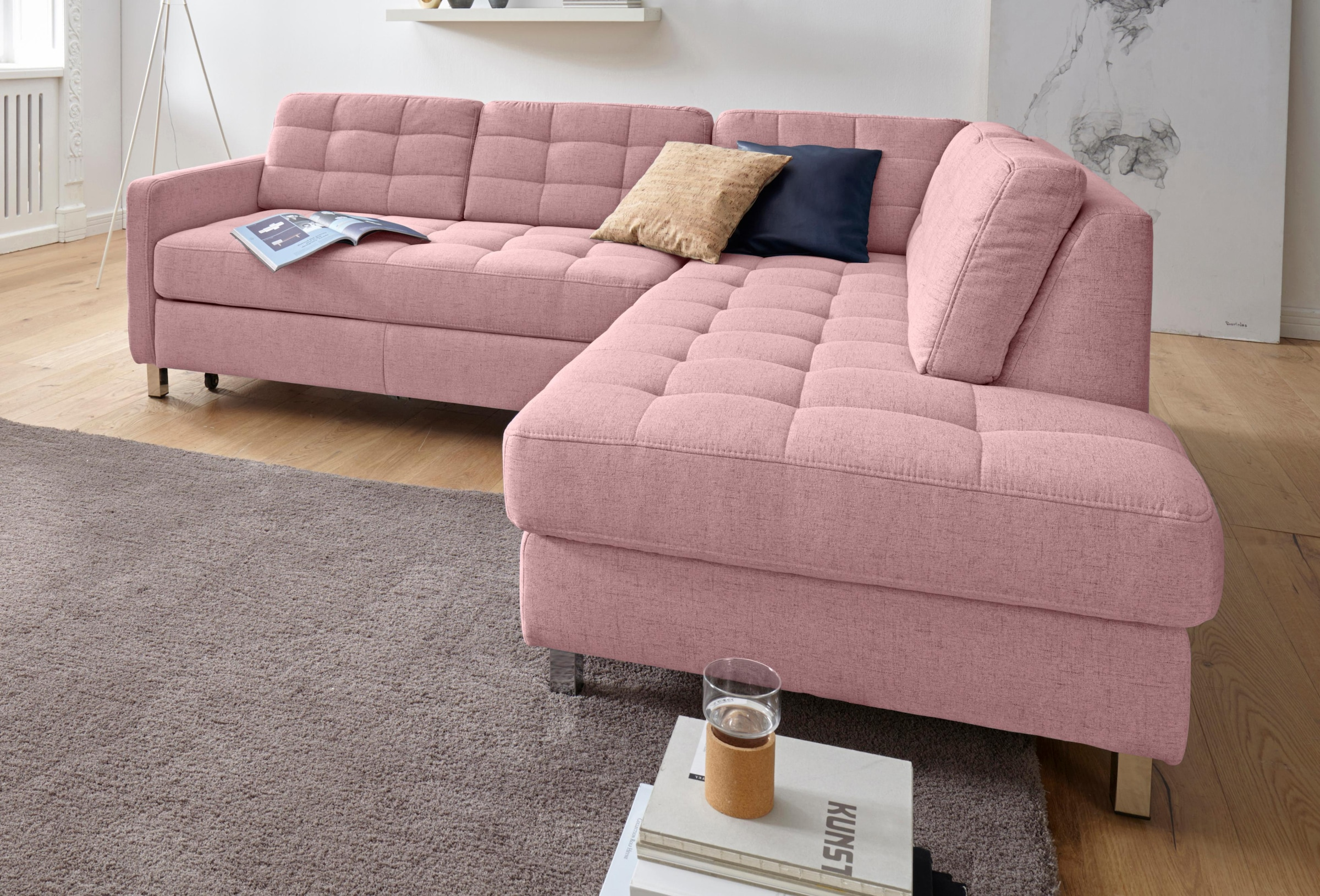 Schlafsofas Mit Bettkasten Neckermann Sit&more Ecksofa - Batzo Price Comparisons
