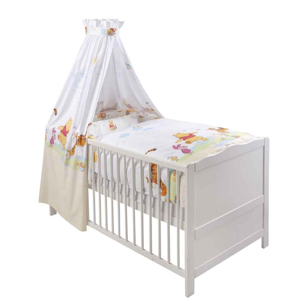 Baby Bettwäsche Set 70x140 Zöllner Bett Set Sense Of Discovery