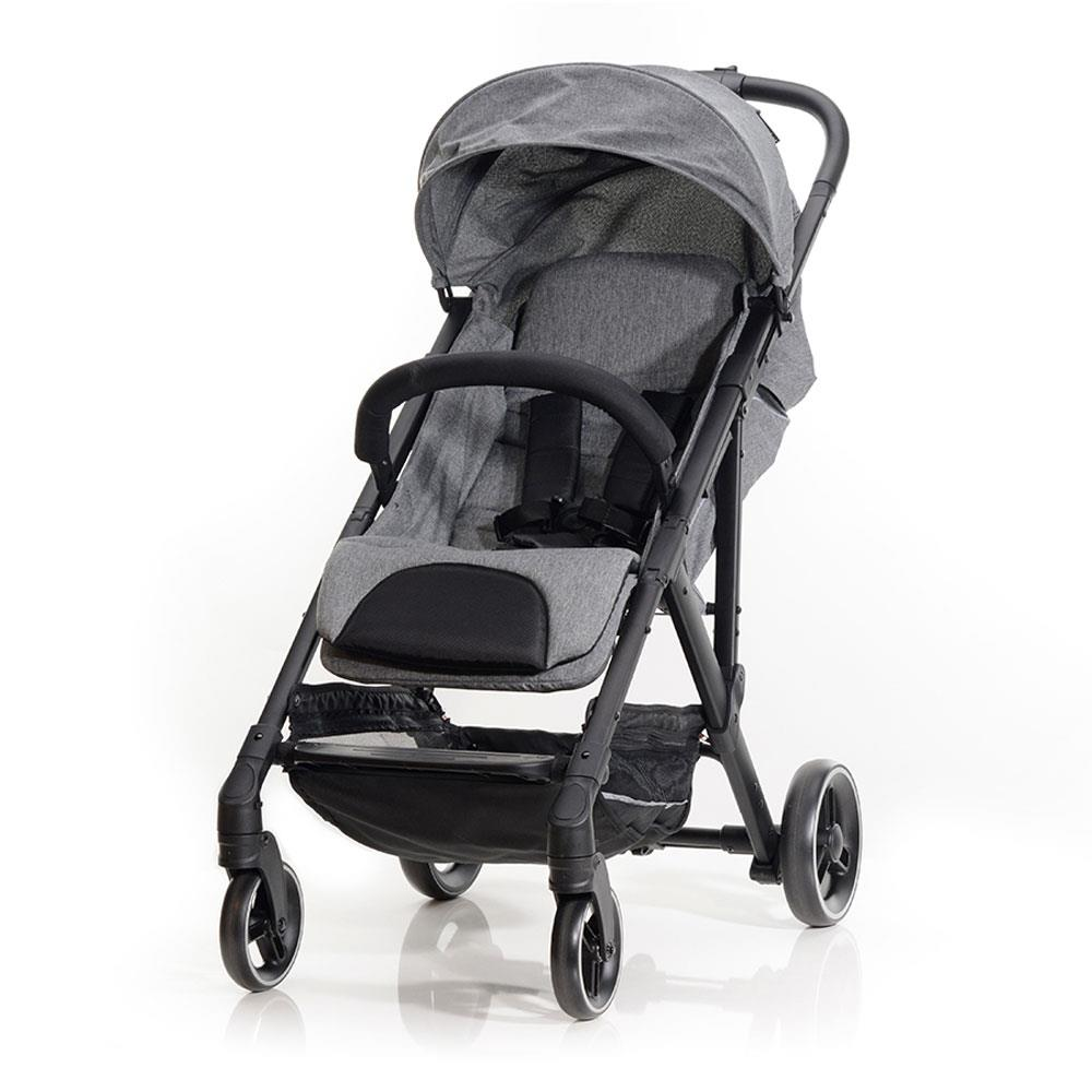 Baby Plus Buggy Baby Plus Buggy Compactsport Black Line