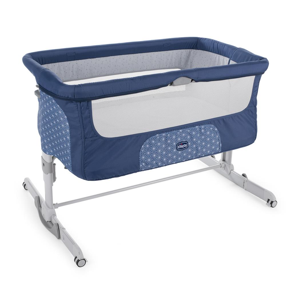 Baby Beistellbettchen Chicco Extra Bed Next 2 Me Dream Design 2019 Navy