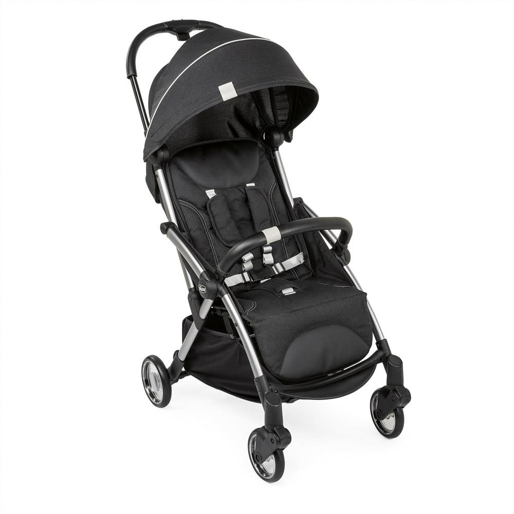 Chicco Kinderwagen 3 In 1 Chicco Buggy Goody Graphite